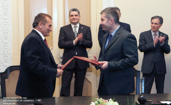 Modern Oncology Center To Be Established In Yerevan